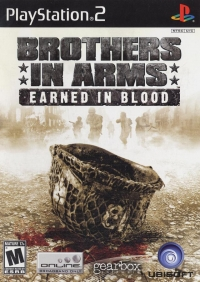 Brothers in Arms: Earned in Blood Box Art