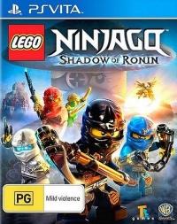 LEGO Ninjago: Shadow of Ronin Box Art