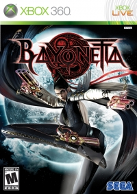 Bayonetta Box Art