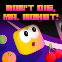 Don't Die, Mr. Robot! Box Art