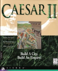 Caesar II Box Art
