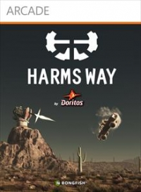 Harms Way Box Art