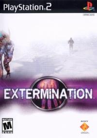 Extermination Box Art