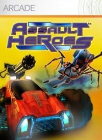 Assault Heroes Box Art