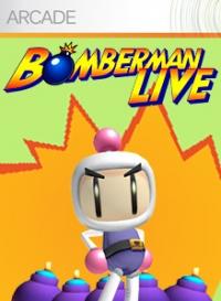 Bomberman Live Box Art