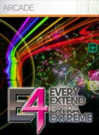 E4: Every Extend Extra Extreme Box Art