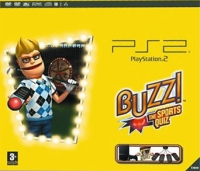 Sony PlayStation 2 - Buzz! The Sports Quiz Box Art