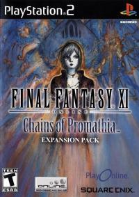 Final Fantasy XI: Chains of Promathia Box Art