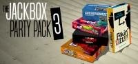Jackbox Party Pack 3, The Box Art