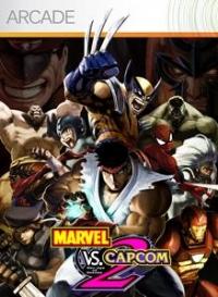 Marvel vs. Capcom 2 Box Art