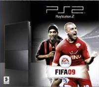 Sony PlayStation 2 - FIFA 09 Box Art