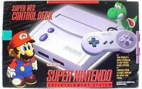 Super Nintendo Entertainment System (Model 2) Box Art
