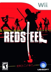Red Steel Box Art