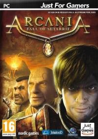 ArcaniA: Fall of Setarrif Box Art