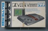 Magnavox Odyssey 500 Box Art