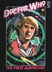 Doctor Who: The First Adventure Box Art
