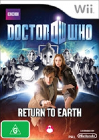 Doctor Who: Return to Earth Box Art