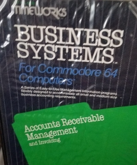 Accounts Receivable Management and Invoicing Box Art