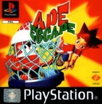 Ape Escape Box Art
