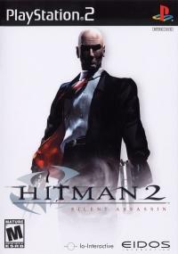 Hitman 2: Silent Assassin Box Art