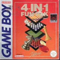 4-in-1 Fun-Pak Box Art