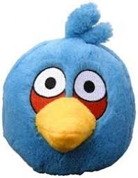 Angry Birds Blue Plushie Box Art