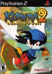 Klonoa 2: Lunatea's Veil Box Art