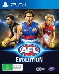 AFL evolution Box Art