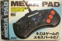 ASCII Mega Pad Box Art