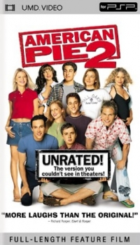 American Pie 2 Box Art