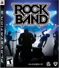 Rock Band Box Art