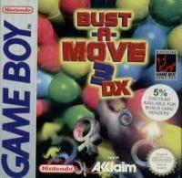 Bust-a-Move 3 DX Box Art