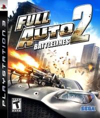 Full Auto 2: Battlelines Box Art
