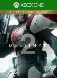 Destiny 2 - Digital Deluxe Edition Box Art