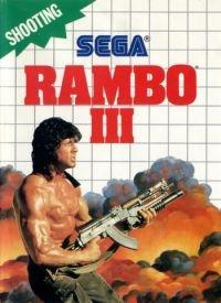 Rambo III Box Art