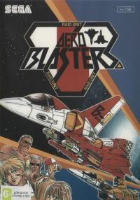 Aero Blasters [RU] Box Art