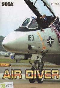 Air Diver [RU] Box Art