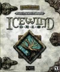 Forgotten Realms: Icewind Dale Box Art