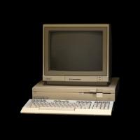 Commodore 128D [NA] Box Art