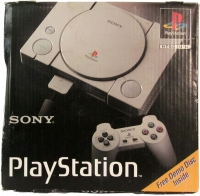 Sony PlayStation SCPH-1001 Box Art