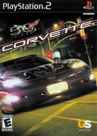 Corvette Box Art