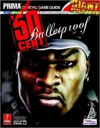 50 Cent: Bulletproof - Prima Official Game Guide Box Art