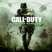Call of Duty: Modern Warfare Remastered Box Art