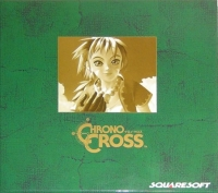 Chrono Cross Memorial Collection Box Art