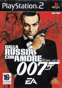 007: Dalla Russia Con Amore Box Art