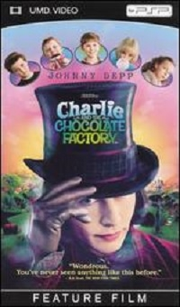 Charlie and the Chocolate Factory Box Art