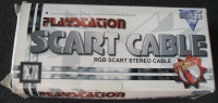 Blaze Playstation Scart Cable Box Art