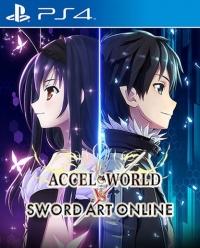 Accel World vs. Sword Art Online Box Art