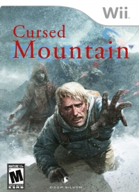 Cursed Mountain Box Art