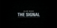 Alan Wake: The Signal Box Art